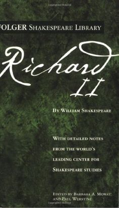 Richard II - William Shakespeare [Rikardi II - Uilliam Shekspir]