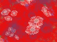 Daisies on Red by bevsnider at zippi.co.uk Laptop Skin, Daisies, Iphone Cases, Canvas Prints, Artwork, Red, Stuff To Buy, Margaritas, Work Of Art