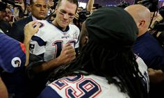 LeGarrette Blount sums up Tom Brady perfectly — and explicitly