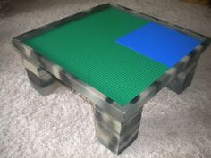 1000 Images About Lego Tables On Pinterest Lego Table