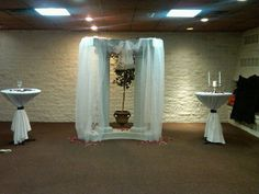 Wedding Decor by Jump the Broom Event Planning 330.577.3271