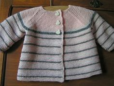 Many ideas for little knits on this blog