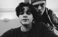 Brad and Tristan #Tradley