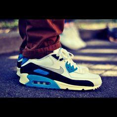 Air Max 90 #sneakers #nike #airmax