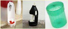 Cosas chulas que se pueden hacer reciclando botellas de plástico. lacasadepinturas.com: Google+