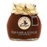 Mrs Bridges Rhubarb and Ginger Preserve Rhubarb Preserves, Bridges