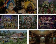 Find and learn about any ISKCON Center in the world in this new interactive website, the new official directory of ISKCON centers. To find the center you're looking for on the website, there …