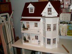 mit første dukkehus billede nr 1