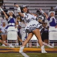 College cheerleaders performance upskirt