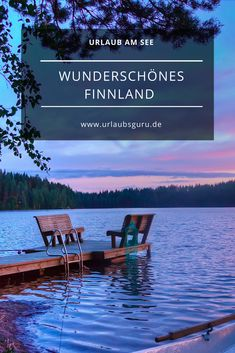 Finnland erdet und relaxt! Wer einmal hier war, kennt das Gefühl. Nur wenige Kilometer von der Hauptstadt entfernt, findet man im Nationalpark Nuuksio alles, was man für einen abwechslungsreichen Urlaub braucht: See und Sauna inklusive.