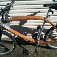 wood cycle...
