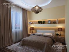Спальня (Интерьеры) - фри-лансер Лидия Большакова [DS_Liberta].