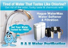 www.bhwaterpurification.com  with Whole House Water Purification System to remove heavy metals, toxins, and bacteria with alkaline filter so my water sits at 8.5 ph and Reverse Osmosis Tap.  BEST THING I EVER DID FOR MY FAMILY!  This company is the best.