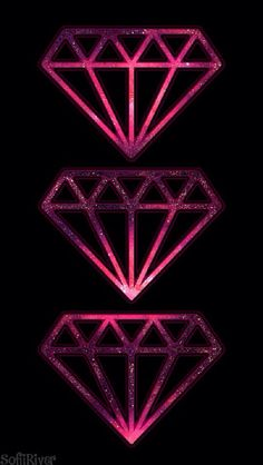 3 diamonds - iPhone wallpaper