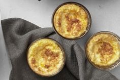 This cheesy grit pudding is a scrumptious Southern favorite. Recipe: Cheese Grits and Corn Pudding   - CountryLiving.com