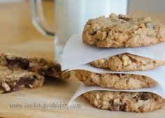 Cooking With Libby: Cowboy Cookies