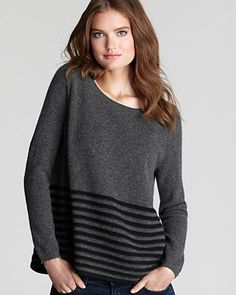 Joie Sweater - Alexis Striped | Bloomingdale's
