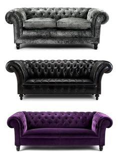 Victorian Leather Furniture - Hollywood Thing