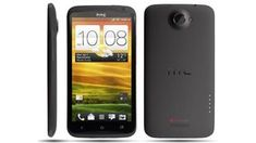 Here you see the flagship HTC One X