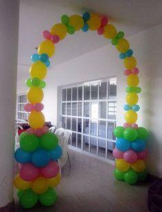 Arco con Globos Link-o-Loon