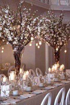 18 Amazing Wedding Centerpieces With Flowers ❤️ See more: www.weddingforwar... #weddings