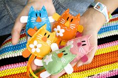 Magnetic cats! | Flickr - Photo Sharing!