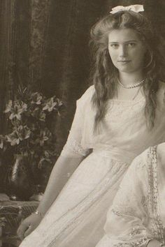 Maria in 1913