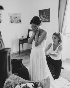 """Atelier Gasparine on Instagram: """"🔥Go on y va🔥 . C'est l'histoire d'une nana géniale qui habite pas à Paris mais qui vient à Paris pour choisir sa robe, qui découvre…"""" Venus, Marie, Couple Photos, Couples, Instagram, Atelier, Dress, Couple Shots, Couple Photography"""