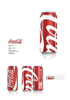 'The Big Brand Theory': Repackaging Popular Beverage Brands - DesignTAXI.com    Kuala Lumpur-based designer Ewan Yap has created a project that explores how 'less is more' for popular beverage brands.