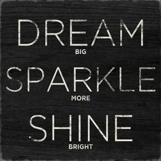 Everyday Inspired: Your time to Sparkle