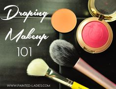 Draping Makeup Tutorial
