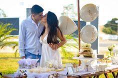 festa de noivado festa de casamento de dia