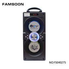 OEM wireless subwoofer bass type portable bluetooth speaker Oem, Bass, Bluetooth, Type, Phone, Telephone, Mobile Phones, Lowes, Double Bass