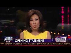 Judge Jeanine Rips Obama Admin For Benghazi Coverup: They're Liars!