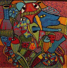 Galerie Monassilah: Mohamed Erraad
