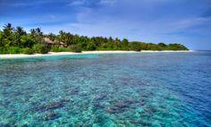 Soneva Fushi in Maldives