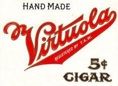 #vintage #typography #cigaretes