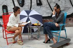The Chatroom: Jenna Lyons | Man Repeller