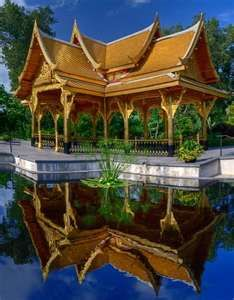 Thai Pavilion-Olbrich Botanical Gardens-Madison, WI
