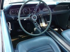 1965 12 Ford Mustang coupe(4) | Flickr - Photo Sharing!