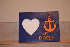 Coast+guard+picture+frame+by+Blazesetter+on+Etsy,+$8.00