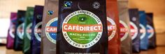 The new look Cafedirect
