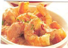 Recept voor Scampi met romige kruidensaus | Solo Open Kitchen