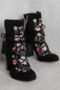 Sam Edelman Winnie Ankle Boots #anthropologie