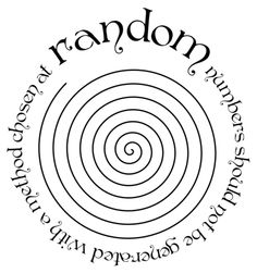 Random numbers should not be generated with a method chosen at random – Code Quoter