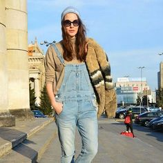 dungarees- my design for diverse