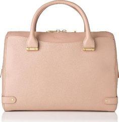 Rosamund Leather Medium Bag Pink Marshmallow #Bags #L.K. Bennett #fashion #obsessory #fashion #lifestyle #style #myobsession