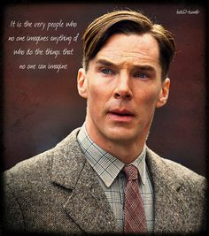 Alan Turing quote