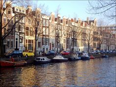 Amsterdam will always remind me of Andrew. This was our first big trip together and our most memorable.