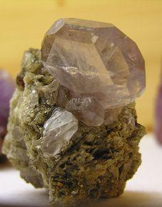 Kristalle: Kristalltage und Mineralien-Info 2005 in Bramberg